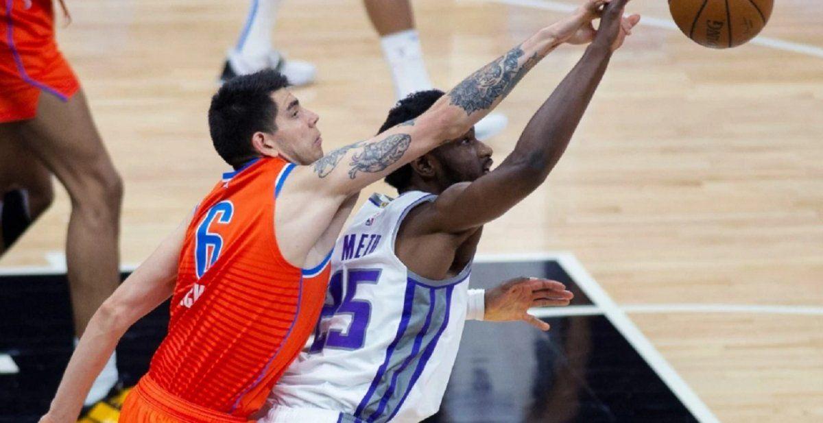 Gabriel Deck suma minutos y se afirma en la NBA